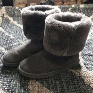 Grey Women's Ugg Boots